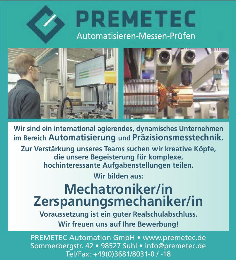 Premetec Automation GmbH