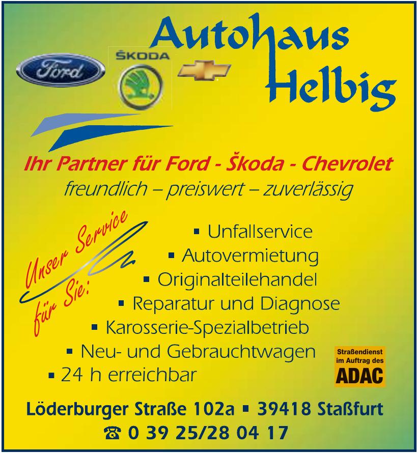 Autohaus Helbig
