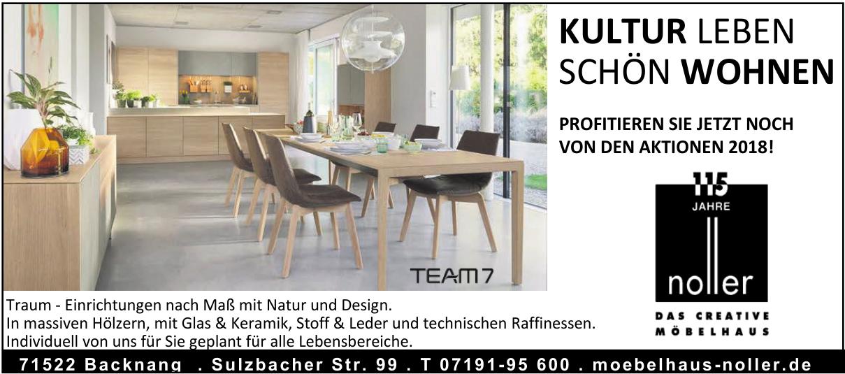 Das creative Möbelhaus Noller - Kurt Noller GmbH