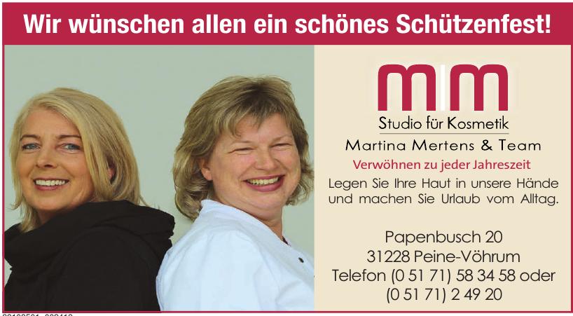 mm Studio für Kosmetik