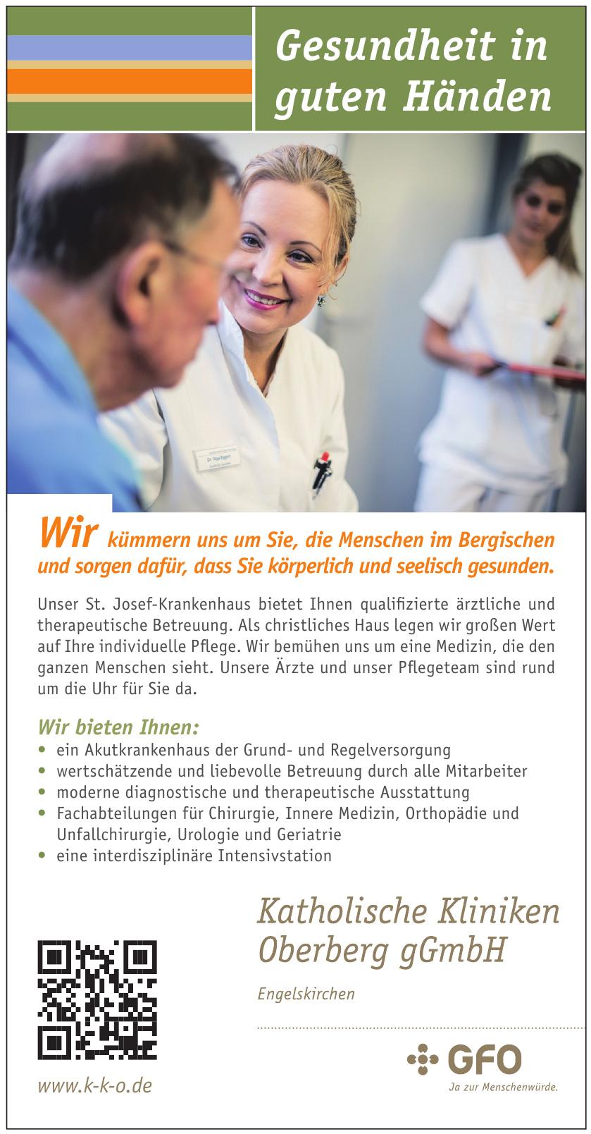 GFO Katholische Kliniken Oberberg gGmbH