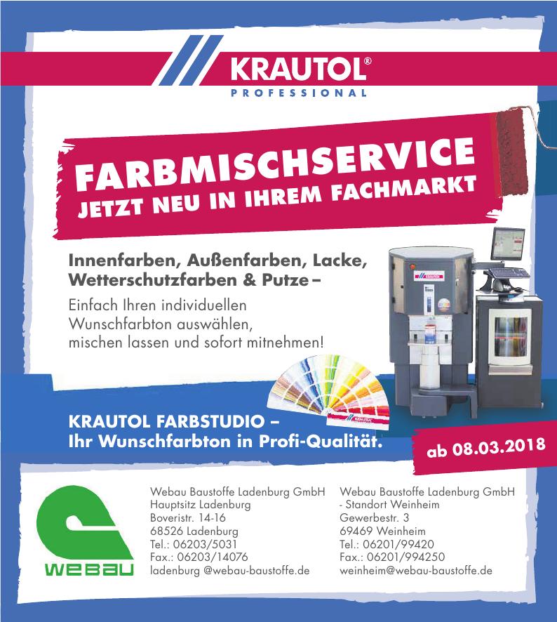 Webau Baustoffe Ladenburg GmbH