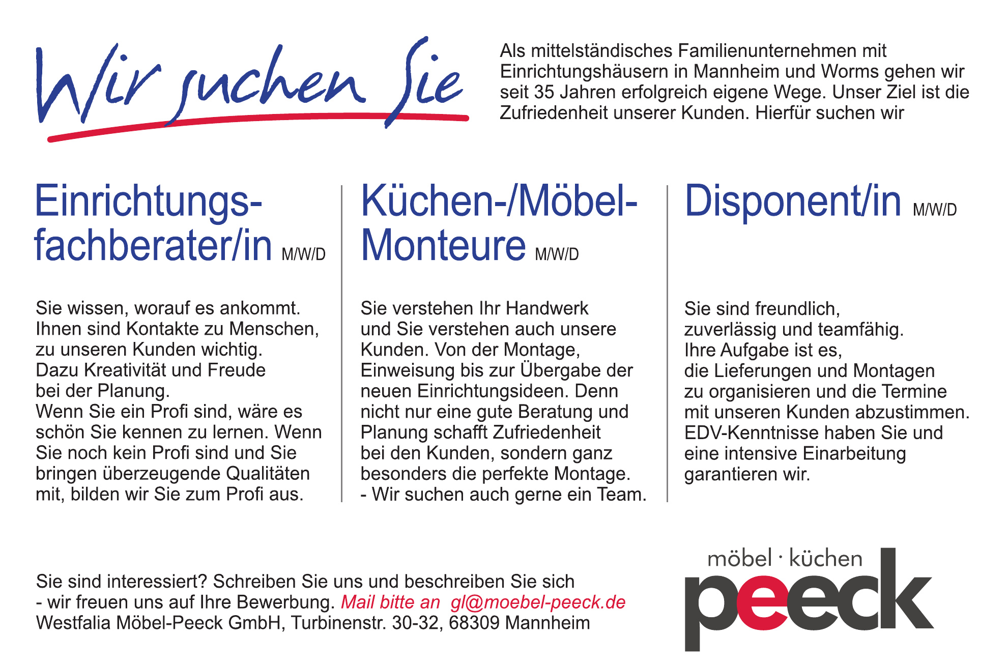 Möbel-Peek GmbH