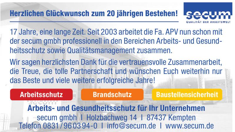 Secum GmbH