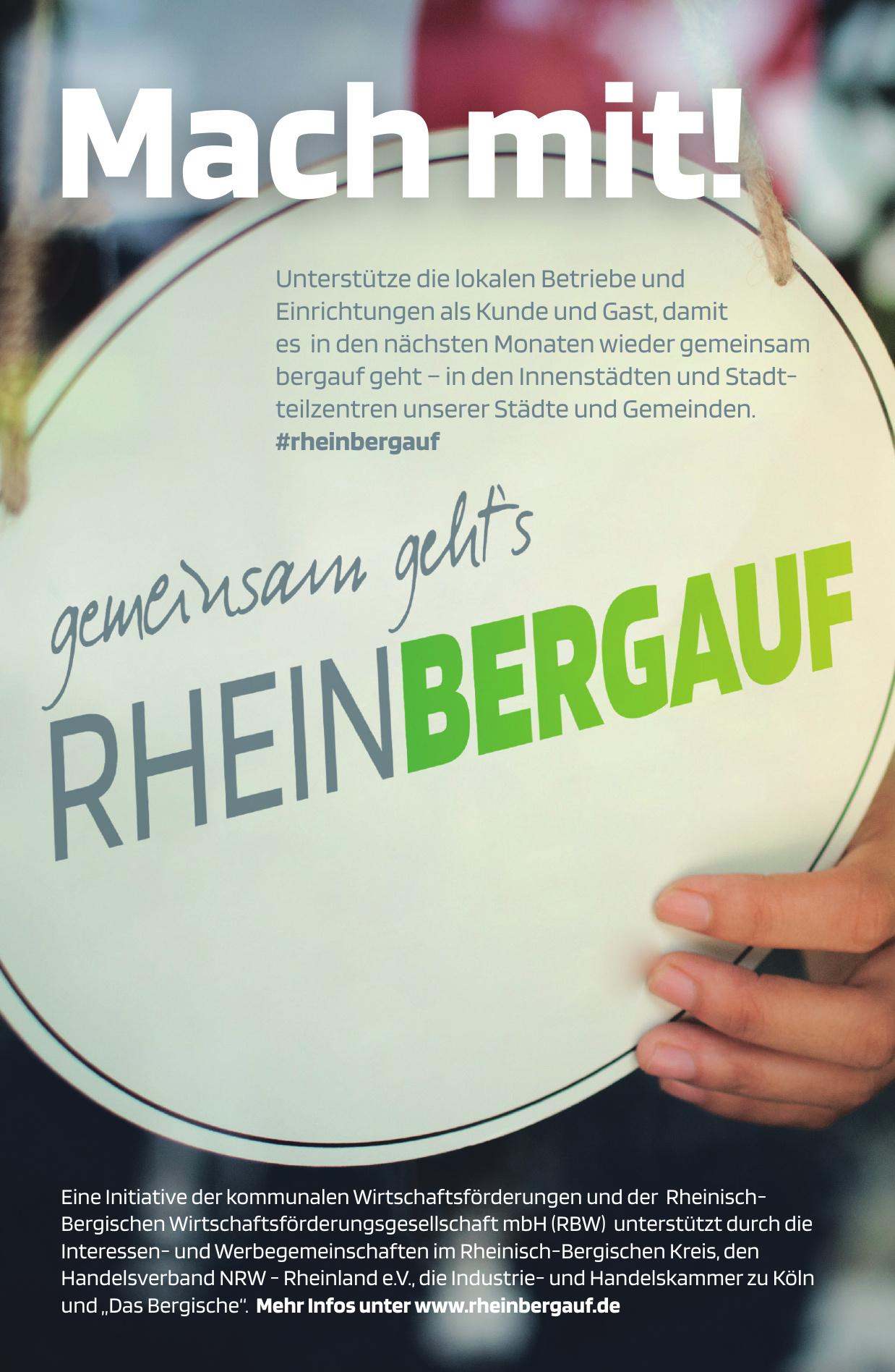 Rheinberg auf