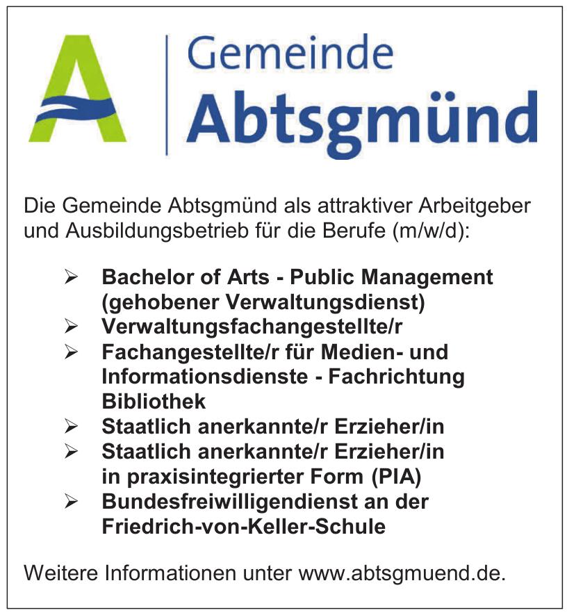 Gemeinde Abtsgmünd