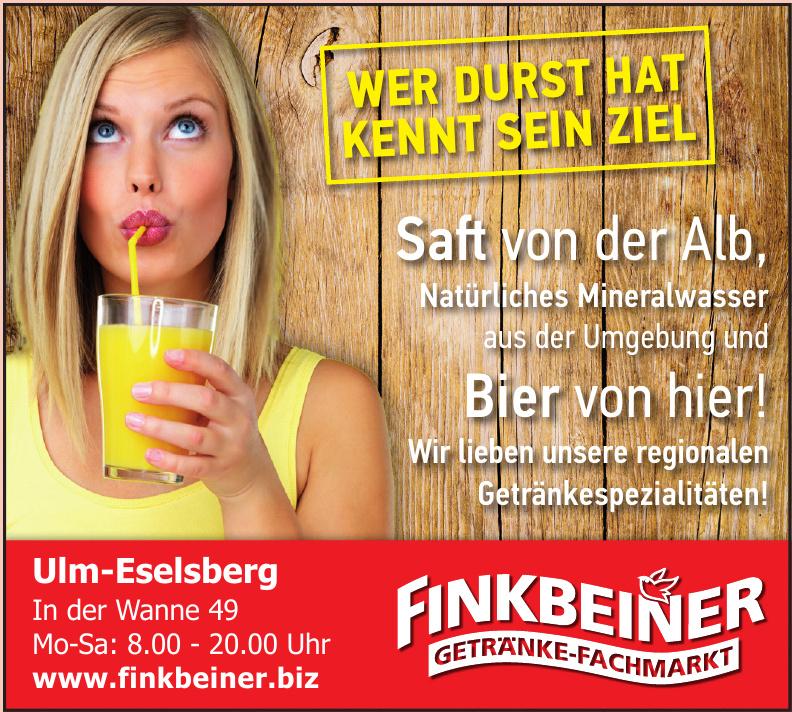 Finkbeiner GeträNke-Fachmarkt Ulm
