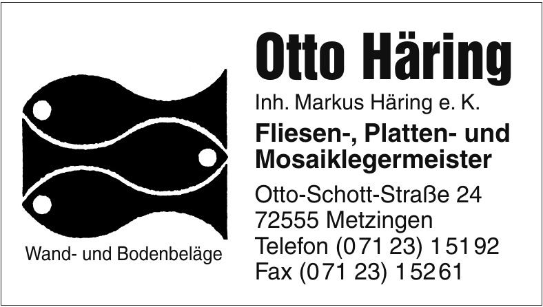 Otto Häring