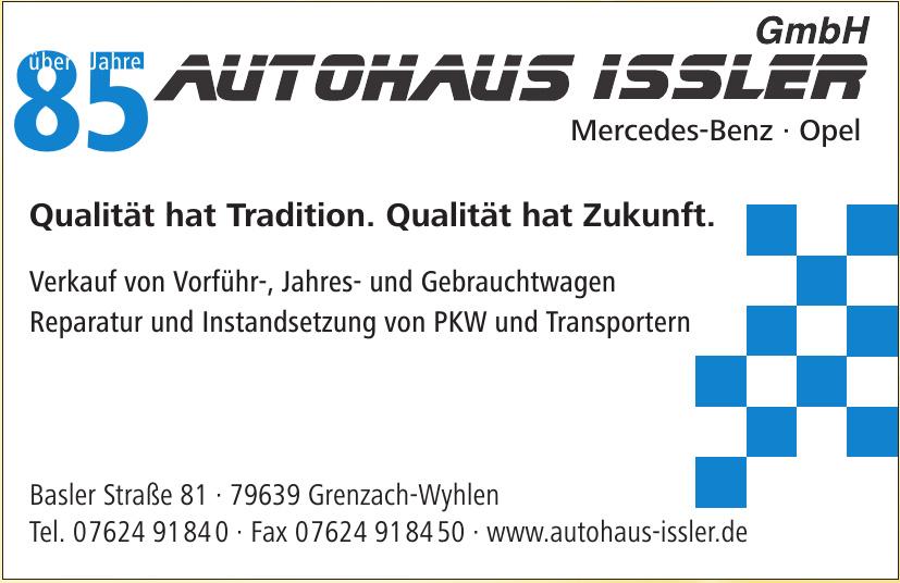 Autohaus Issler GmbH