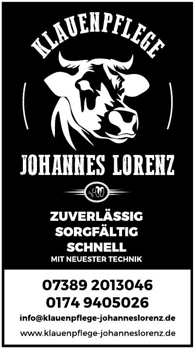 Johannes Lorenz