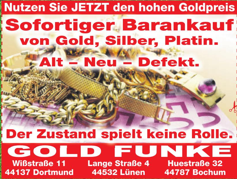 Gold Funke