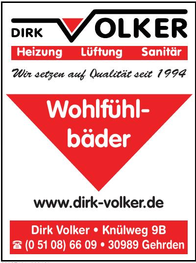Dirk Volker