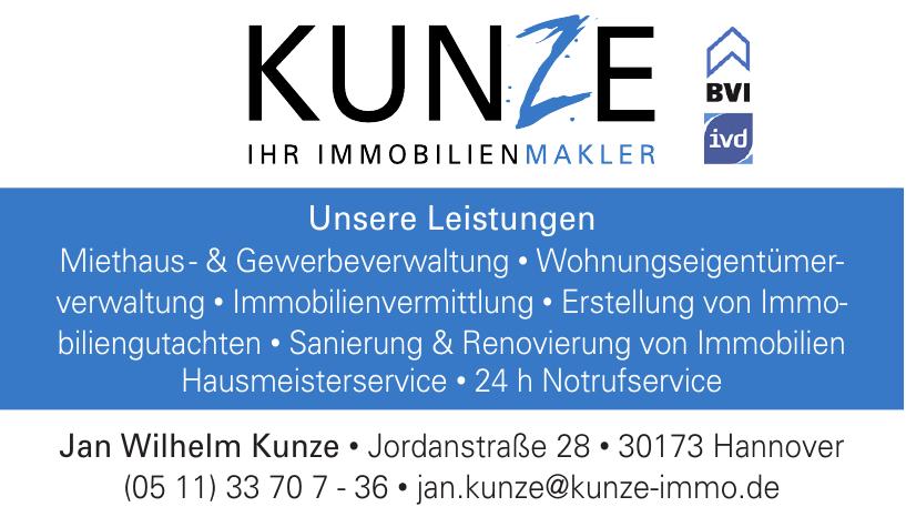 Jan Wilhelm Kunze