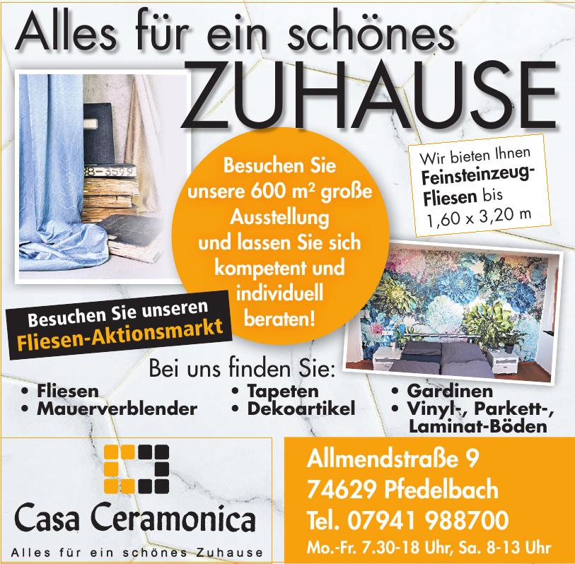 Casa Ceramonica GmbH & Co. KG