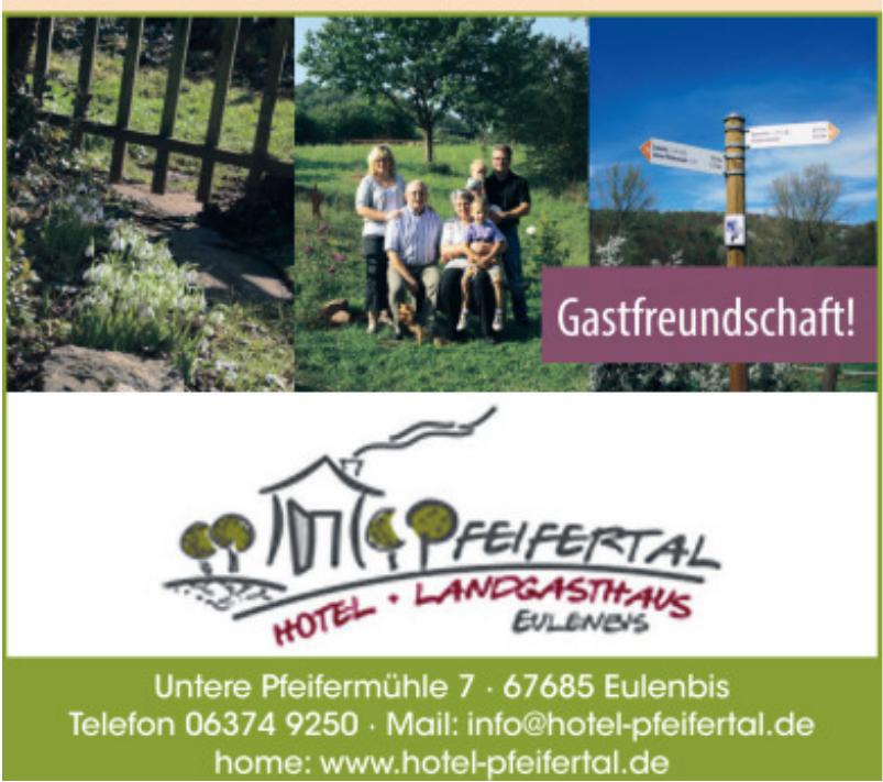 Hotel Pfeifertal
