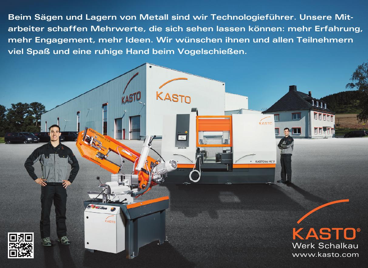 Kasto Werk Schalkau