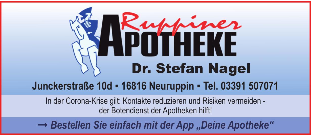 Ruppiner Apotheke Dr. Stefan Nagel