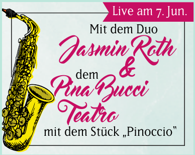 Jasmin Roth & Pina Bucci Teatro