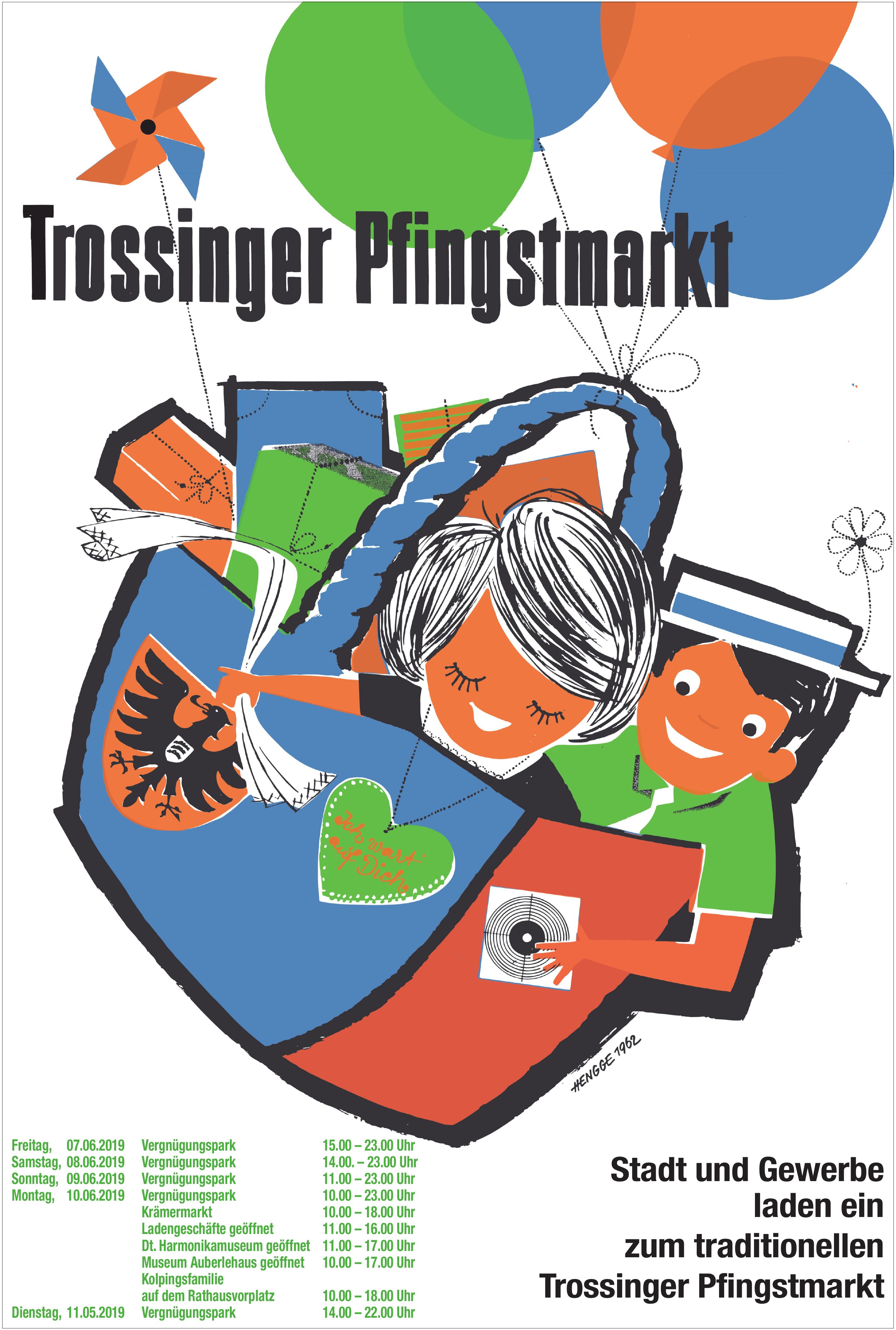 Trossinger Pfingstmarkt