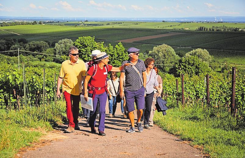 Wieder angelaufen: Führungen der Kulturbotschafter. Foto: Pfalz-Touristik e.V./frei