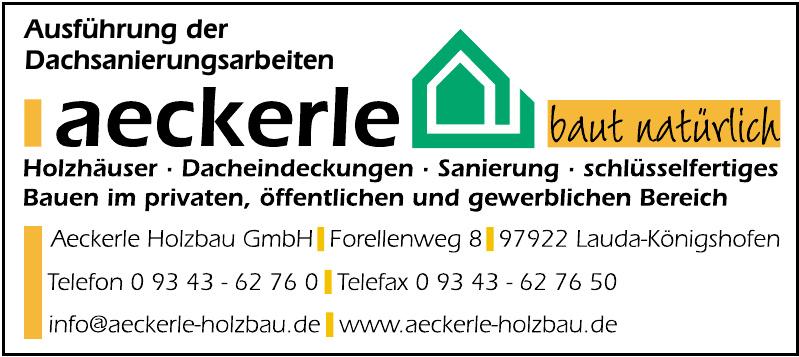 Aeckerle Holzbau GmbH