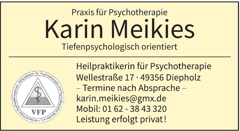 Meikies Karin
