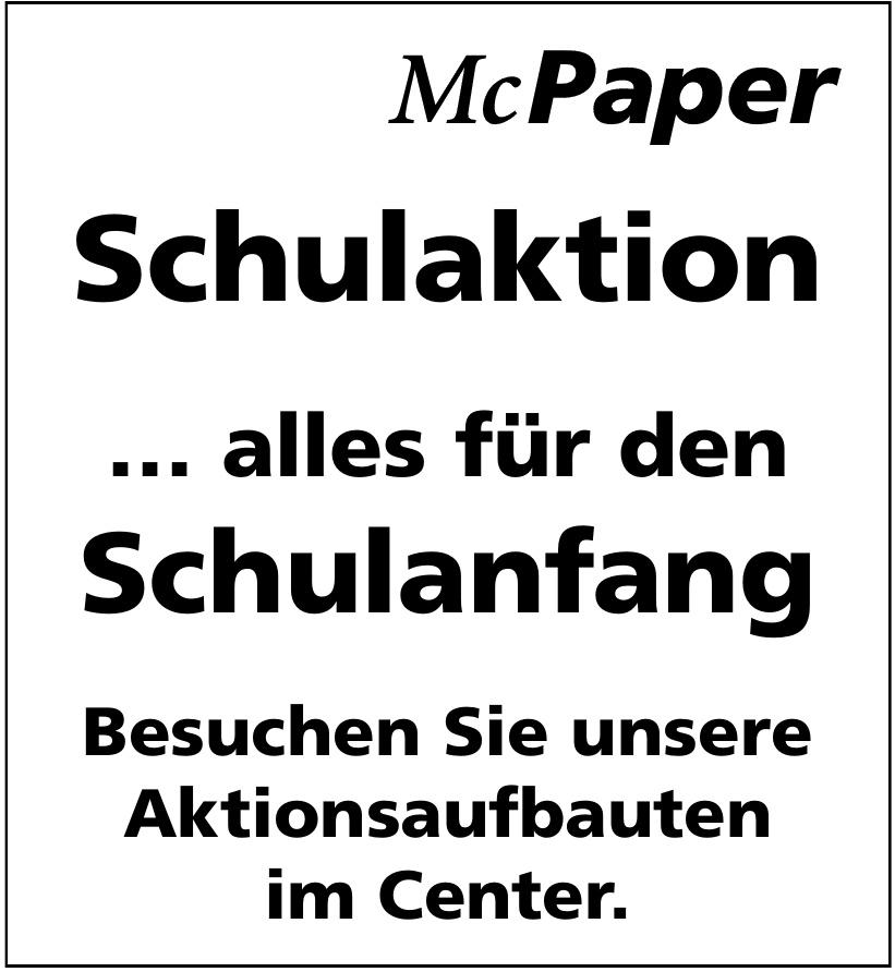McPaper