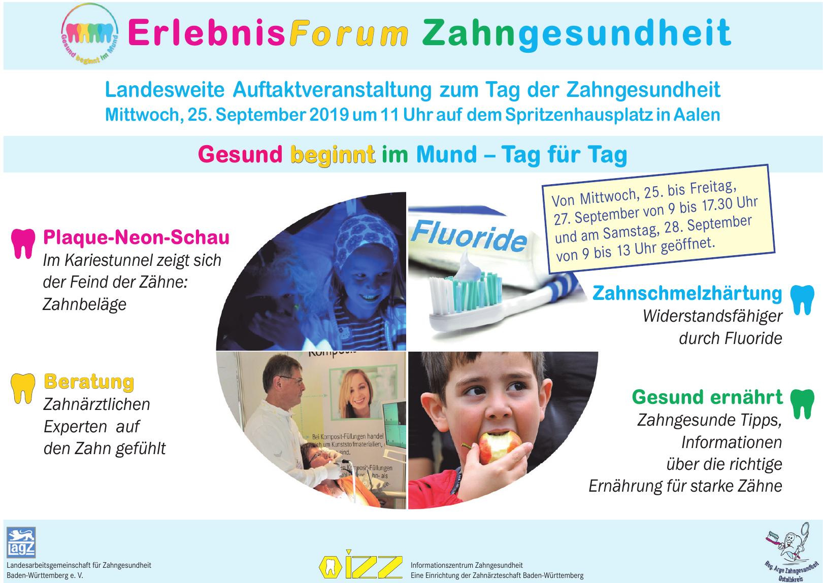 Erlebnis Forum Zahngesundheit