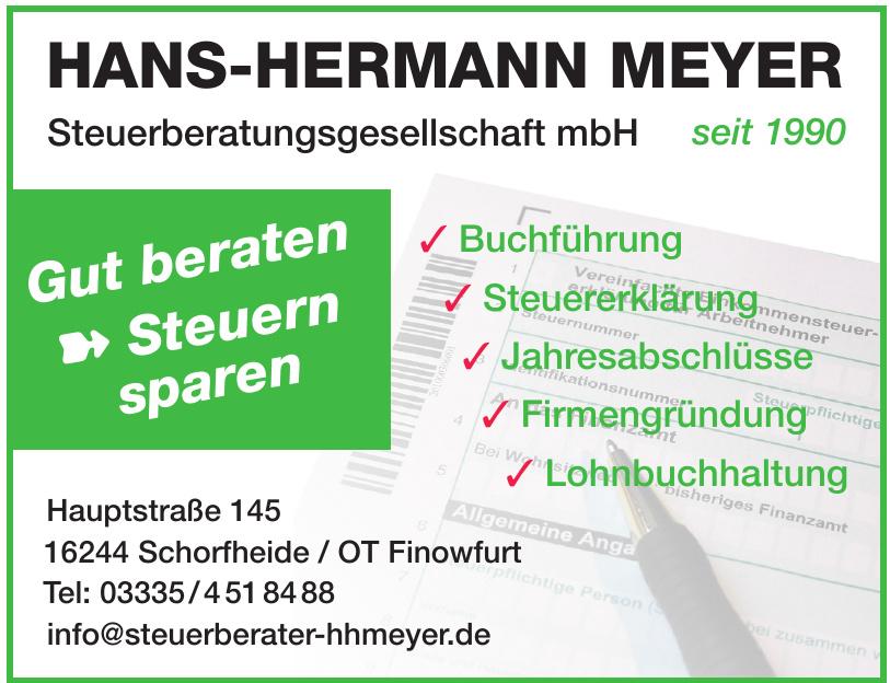 Hans-Hermann Meyer Steuerberatungsgeselschaft mbH