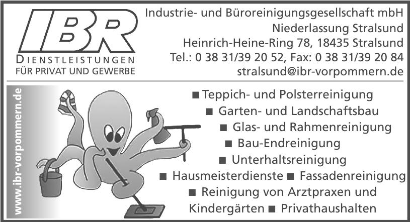 Industrie- und Büroreinigungsgesellschaft mbH
