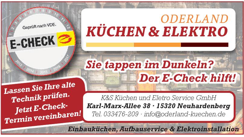 K&S Küchen und Eletro Service GmbH