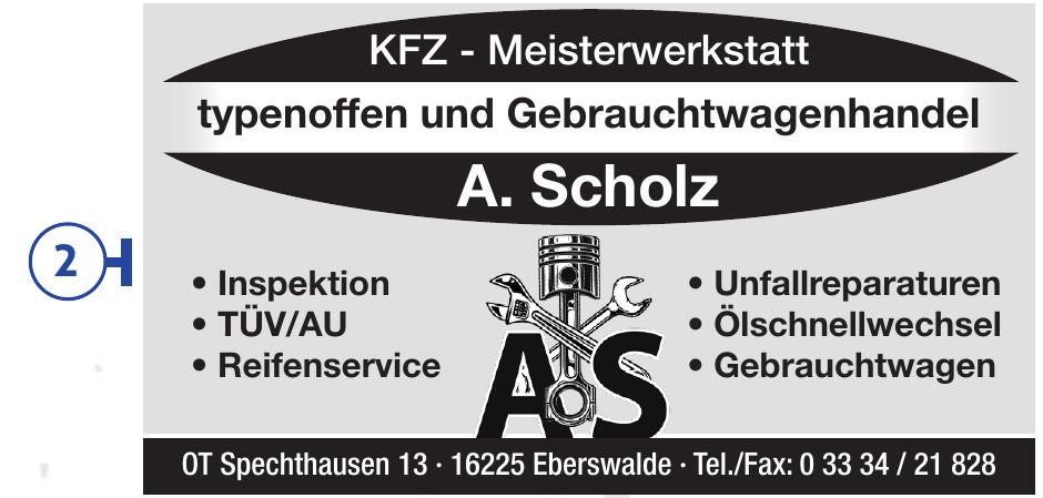 A. Scholz