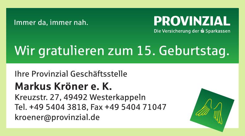 Markus Kröner e. K.
