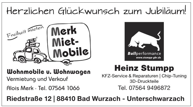 Heinz Stumpp KFZ-Service & Reparaturen
