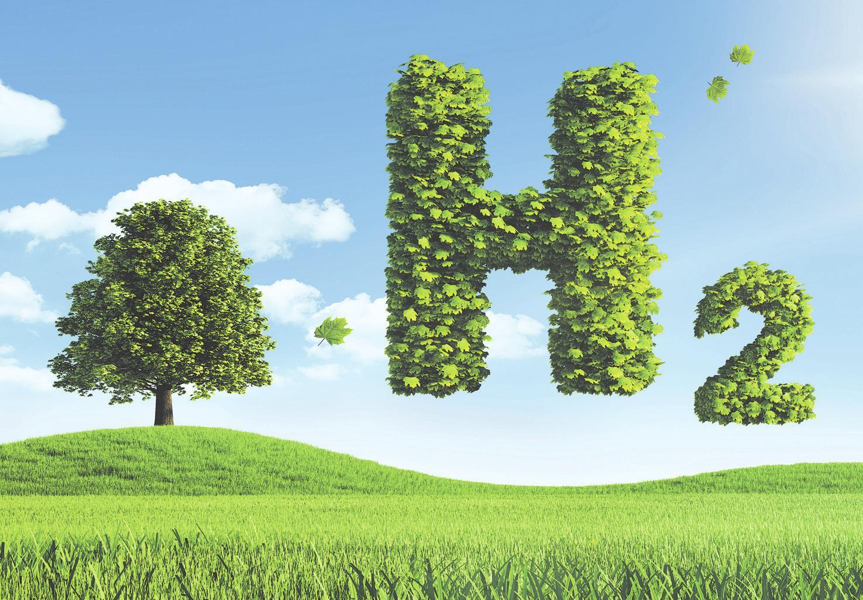 Auch bei innovativen Formen der Energiegewinnung – zum Beispiel grüner Wasserstoff (H2) – sind schleswig-holsteinische Volksbanken Raiffeisenbanken heute Wegbereiter. So beteiligen sie sich unter anderem am eFarm- Projekt, dem größten grünen Wasserstoff-Mobilitätsvorhaben Deutschlands Foto: peterschreiber.media - stock.adobe.com