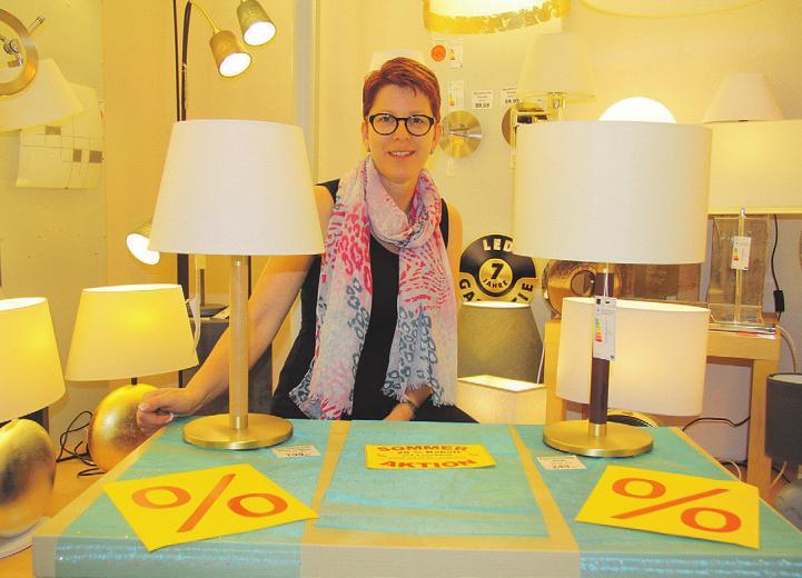 Alexandra Schokrowski hat die Preise gesenkt Foto: Frauke Pöhlsen