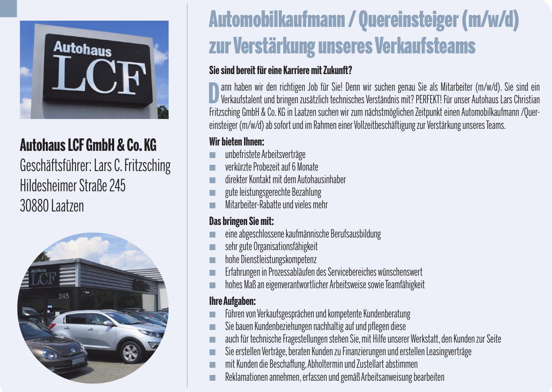 Autohaus LCF GmbH & Co.KG