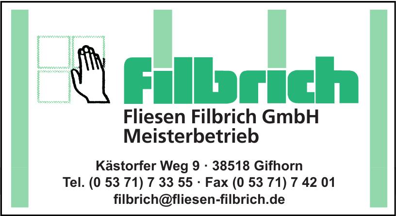 Fliesen Filbrich GmbH