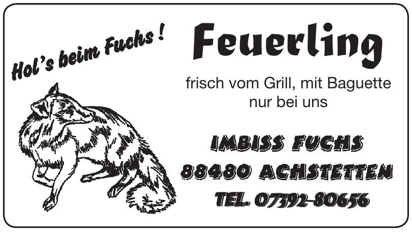 Imbiss Fuchs