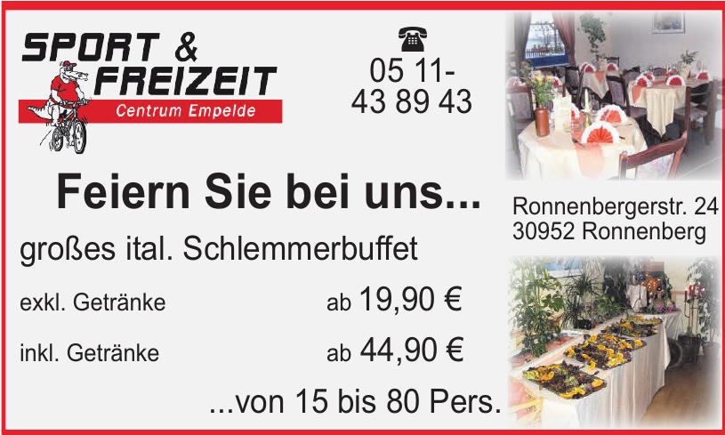 Sport & Freizeit Centrum Empelde