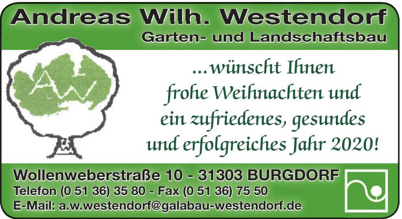 Andreas Wilh. Westendorf