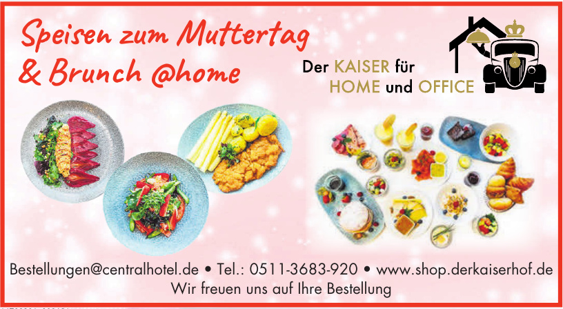 Kaiserhof Online Shop