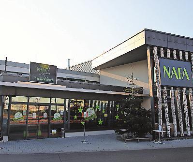 Möchte den Kunden mit leckeren Speisen die Adventszeit versüßen: Nafa. FOTO: KRAUS