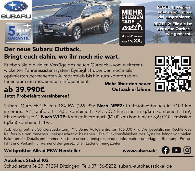 Autohaus Stickel KG