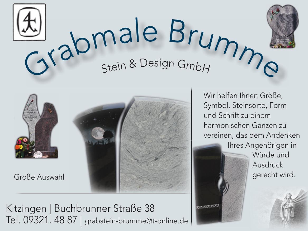Grabmale Brumme Stein & Design GmbH