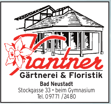 Kantner Gärtnerei und Floristik
