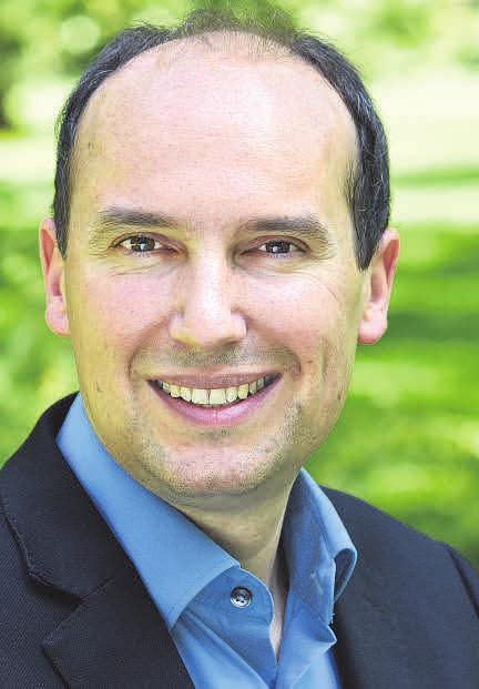Dr. jur. Markus Thiele FOTO: R