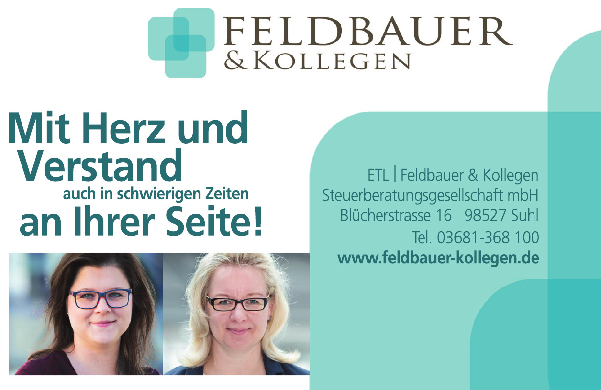 ETL   Feldbauer und Kollegen  Steuerberatungsgesellschaft mbH