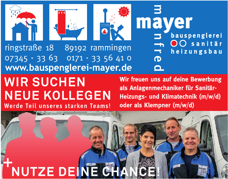 Bauspenglerei Mayer