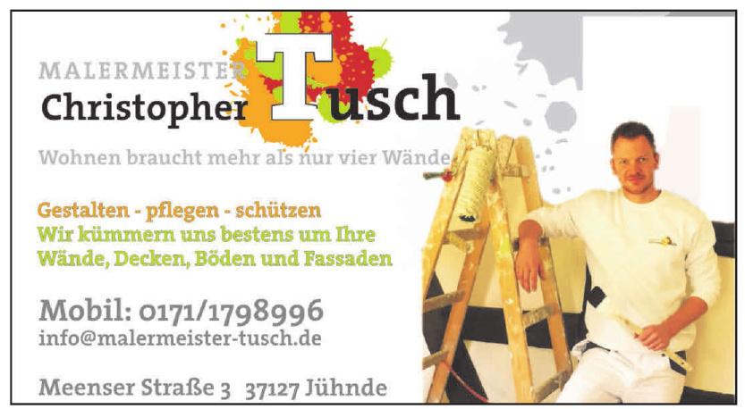 Christopher Tusch Malermeister